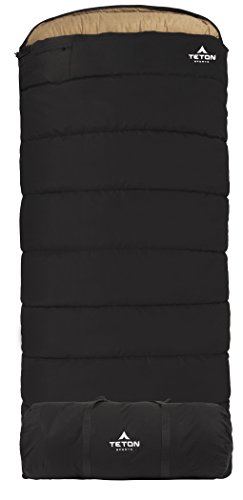 TETON Sports Deer Hunter -35F Sleeping Bag; Sub 0 Degree Sle