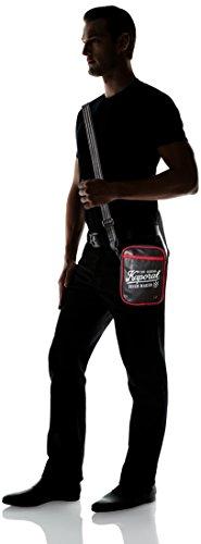 Black Shoulder Mens Ouesth16m04 Shoulder Bag Ouesth16m04 Kaporal Mens Black Kaporal Bag Black AIqdf