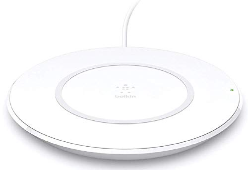 Belkin Boost Up Wireless Charging Pad 7.5W Wireless Charger Optimized for iPhone X, 8, 8 Plus, Compatible with Any Qi-Enabled Device (Renewed)