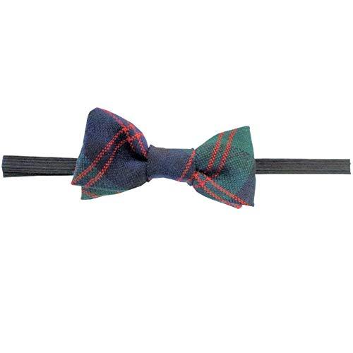 (Ingles Buchan Boys Scottish Wool Tartan Pre-Tied Bow Tie Blair)
