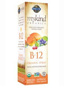 mykind Organics Spray Garden Life