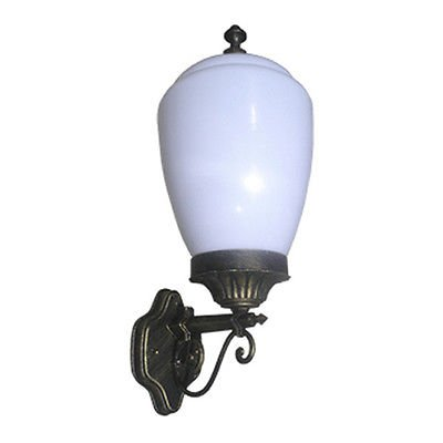 Outdoor Lighting Colonial Style Home - 4