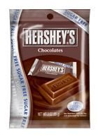 Hershey's: Chocolate Special Dark Sugar Free, 3 Oz(2pack)
