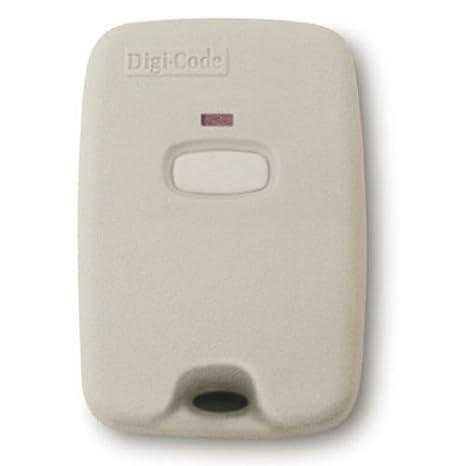 Amazon.com: digi-code 5040 1 botón llavero Puerta Puerta de ...