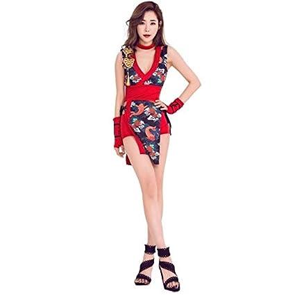 Disfraces de fiesta GJBXP Ninjago para mujer Disfraz de ...