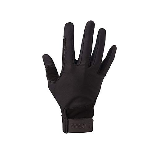 Noble Outfitters Perfect Fit Riding Gloves Black 5 ()