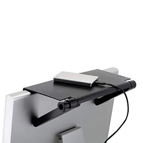 para casa Estante de Pantalla para Monitor de Ordenador Estante de exhibici/ón Mahhala Soporte de Panel Plano Oficina Soporte de Escritorio para TV partici/ón Caja de Almacenamiento