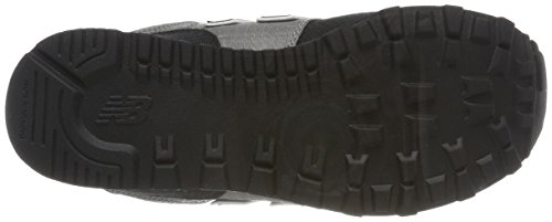 New Balance 574, Zapatillas infantil Varios Colores (Grey/black)