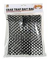 Danielson Crab Trap Bait Mesh Bag, Black ()