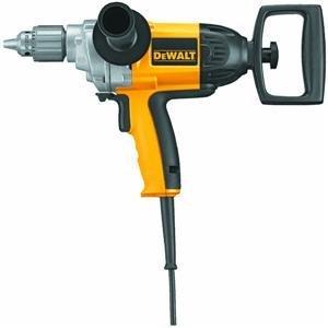 DEWALT DW130 1/2-Inch Heavy Duty Reversing 7.0 Amp Spade Handle Drill ()