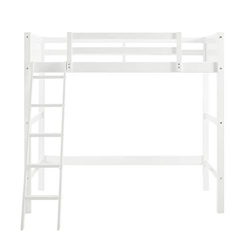 Dorel Living Wood Loft Style Bunk Bed