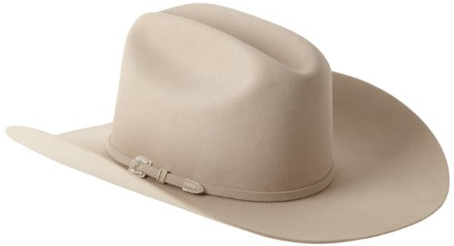 883383049657 - Stetson Men's Skyline Hat, Silver Belly, 7 1/8 carousel main 1