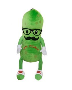 Mr. Pickle Plush Stuffed Pickle Toy by Fiesta Toys by Fiesta Toys