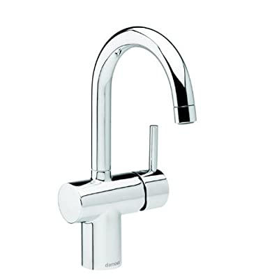 Image of Bathroom Sink Faucets & Parts Damixa Osier X-Change 18847.00 Washbasin Tap Fitting Chrome