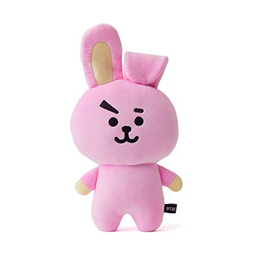 BT21 Official Merchandise by Line Friends - Cooky Character Mini Flat Body Cushion