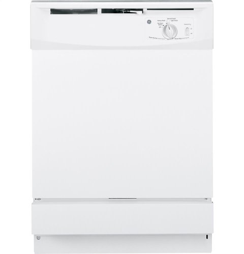 GE GSD2100VWW 24 Inch Dishwasher Options