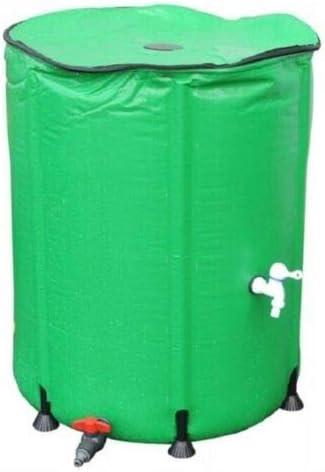 QLS Regentank Regenwassertank Wasserspeicher Regentonne klappbar Zisterne 500 L