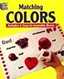 img - for Matching Colors (Build-A-Block Books) by Piers Baker (1998-01-01) book / textbook / text book