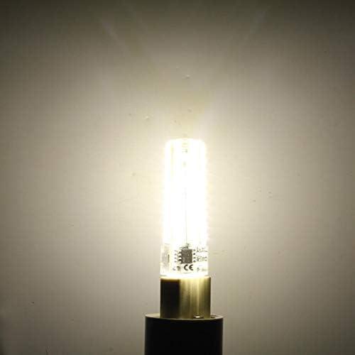 LED Birne für G9 9W 72 450LM SMD 2835 LED-Mais-Lampe BulbDimmable AC 220 V (Color : White)