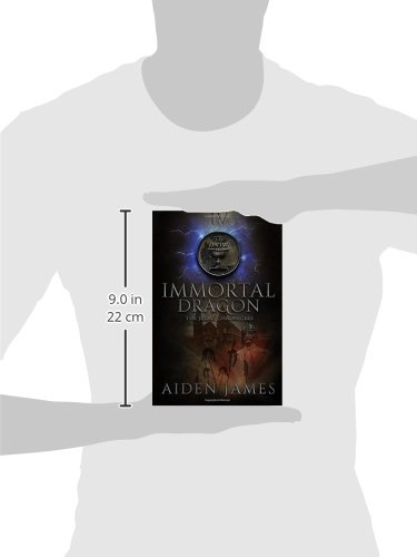 Immortal Dragon (The Judas Chronicles) (Volume 4)