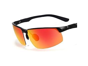 Gafas de sol deportivas Gafas de sol deportivas polarizadas para hombres Gafas de sol deportivas para