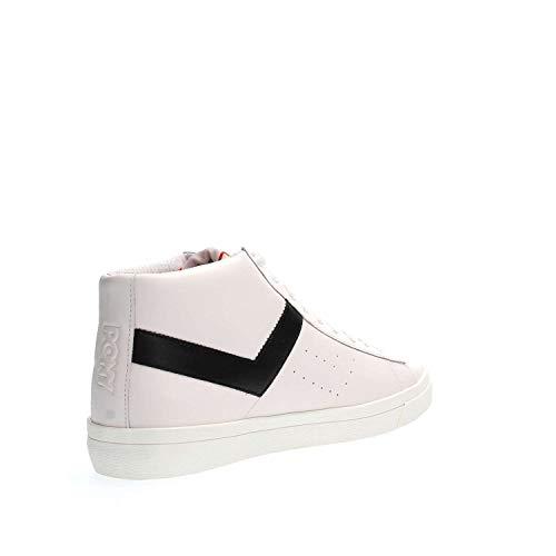 Noir Sneakers Blanc Hi Topstar Homme Pony 170q xw4Ya0qPng
