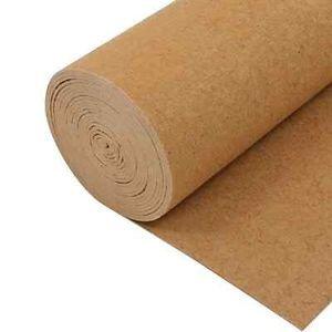 5mm fibreboard underlay on a roll fibreflex laminate for Laminate roll flooring