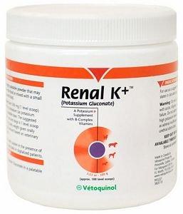 Vet Solution Renal K+ (100 gm) by Renal K (Image #1)