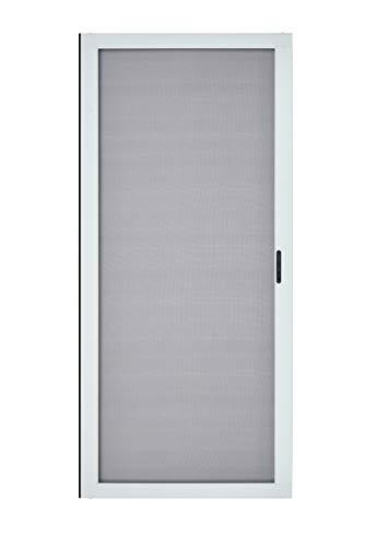 K.D. Heavy Duty Aluminum Sliding Patio Screen Door Kit(36