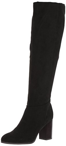 Sirkus Av Sam Edelman Womens Sibley Kneet Høyt Boot Sort