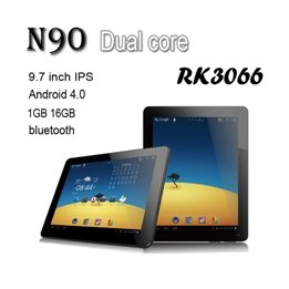 window N90 android 4 0 4 dual core Rockchip RK3066 1 5GHz 1024*768