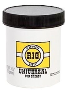 - Birchwood Casey RUG4 Rig Universal Grease 3 Ounce Jar