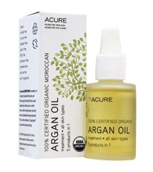 Acure Organics Argan Facial Oil Organic 1 oz Oil, Health Care Stuffs