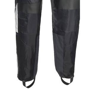 Tourmaster Sentinel 2.0 Mens Rainsuit Pants Black w/Nomex (Sentinel Rainsuit Motorcycle Pants)