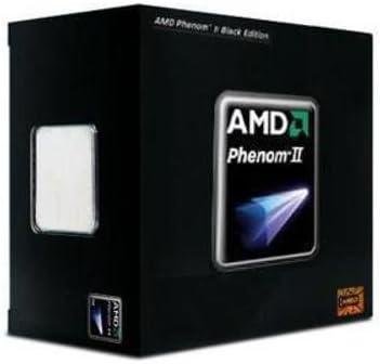 Amazon Com Amd Phenom Ii X4 965 Am3 3 4ghz 512kb 45nm 125w 4000mhz Computers Accessories