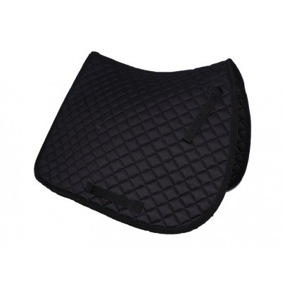 Gallop Quilted Saddle Pad, (Pony/Cob, Red)