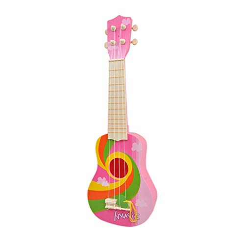 FIged Kids Toys, Beginner Classical Ukulele Guitar Educational Musical Instrument Toy for Kids
