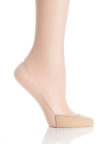 Hue Liner Womens - Hue Perfectly Bare Slingback Liner (10450) one size/Cream