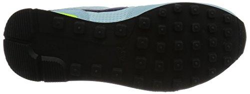 Nike 828407-404, Zapatillas de Deporte Mujer, Azul (Glacier Blue / Coastal Blue / Volt), 38.5 EU