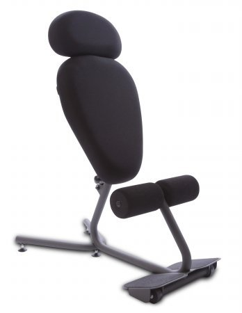 Healthpostures Stance Move with Seat Extension 5050 Motion Seating Sit-Stand Chair for Standing - Seating Motion