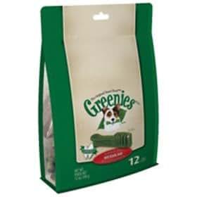 Greenies Treat-Pak - Regular 12 oz. (12 bones)