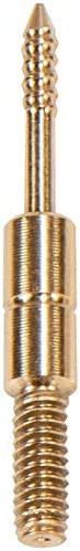 Amazon.com : Tipton Cleaning Brass Pellet Replacement Jags for .17 - .50 Caliber Use for Mess-Free Gun Cleaning, Gunsmithing and Shooting : Sports & Outdoors