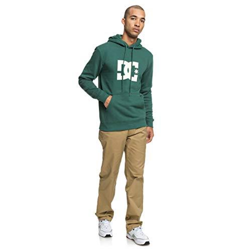 Vert Hunter À Sweat Capuche Green Star Dc Homme Shoes wqf0YY