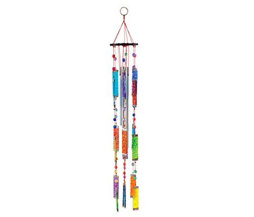 Beachcombers SS-BCS-03551 Painted Sun Catcher Chime from Beachcombers