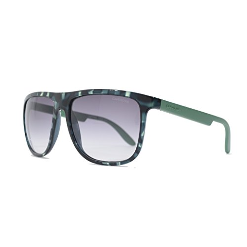 carrera Sunglasses 5003 DER9C Acetate Havana Green Gradient grey - Sunglasses Carrera 5003