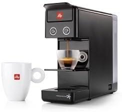 Amazon.com: illy Y3.2 iperMáquina de café y café: Kitchen ...