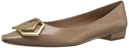 Nine Patent Natural Craven Women's Flats Ballet West OYBOnq4