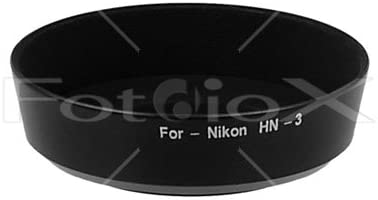 Lens Hoods 35mm f/2 35mm f/2.8 Lens NIKON HN-3 Screw-in Lens Hood ...