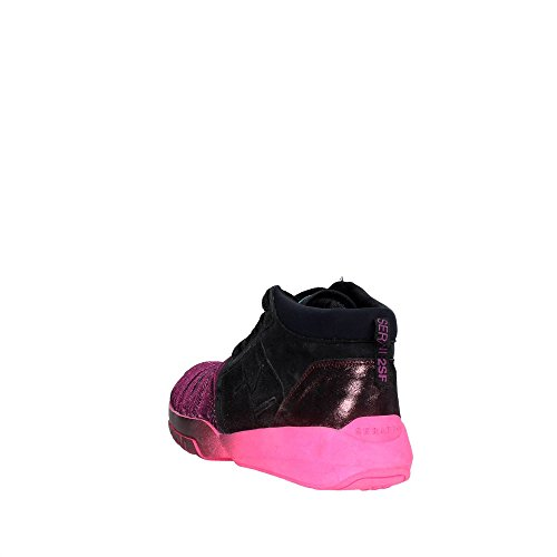 High Women 51 Black Serafini Camp Sneakers gxSwcp8Z