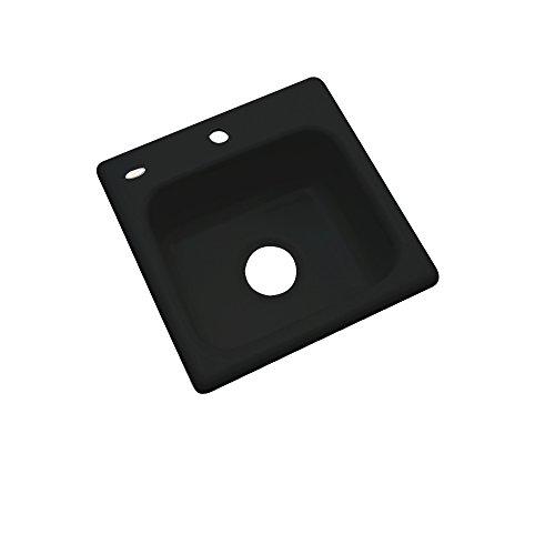 Solid Black Acrylic - 6